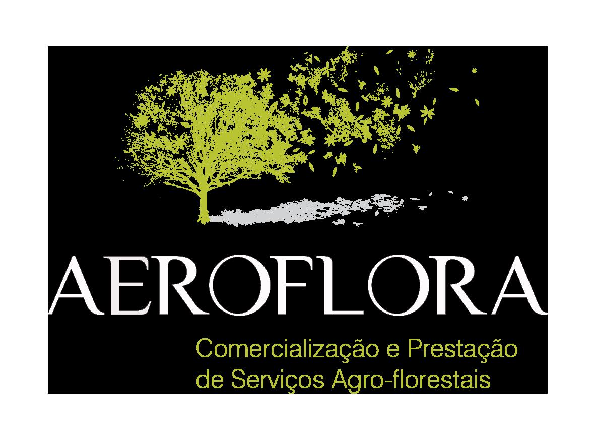Aeroflora - Logótipo